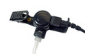 Pryme SPM-2302 Surveillance Style Medium Duty Headset