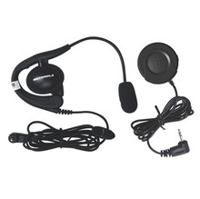 Motorola 1884 PTT Button and Headset with Boom Mic