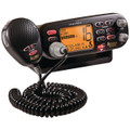 MARINE CLASS-D DIGITAL SELECTIVE CALLING TECHNOLOGY FIXED MOUNT RADIO (BLACK)