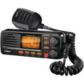 FIXED MOUNT VHF/2-WAY MARINE RADIO (BLACK)