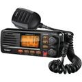 FIXED MOUNT VHF/2-WAY MARINE RADIO (BLACK)
