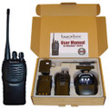 Blackbox+ UHF 4 Watt 16 CH 2 Way Radio