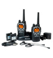 Midland GXT1000VP4 Rechargeable GMRS FRS 2 Way Radio