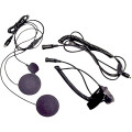 Midland AVPH2 2 Way Radio Headset Kit for Motorcycle Helmet
