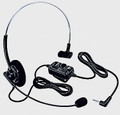 Vertex Standard VC-25 VOX Headset Hands Free Vox Operation