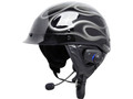 SENA SPH10HD-FM Bluetooth Stereo Headset for Half Helmets