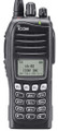 ICOM IC-F4161DT 65 UHF 450-512MHz Analog Only Radio Full DTMF Keypad