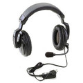 Ritron RHD-4X Over the Head Dual Ear Headset with Boom Mic
