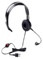 Ritron RHD-1X Over the Head Single Ear Headset with In Line PTT