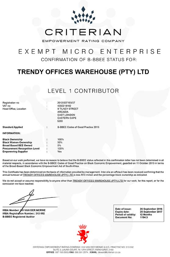trendyoffices-bee-certificate-25092017.jpg