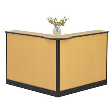 1800x1800mm Reception unit - no pedestal
