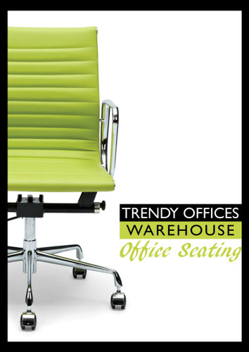 Trendy Offices Seating Catalogue
