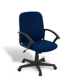 Montana Mid Back Chair With Arms