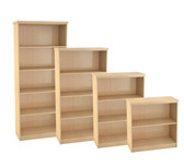 Impact 4 Tier Bookcase
