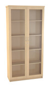 Impact System Cabinet With Glass Doors