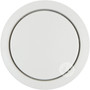 "Wallo APR-M300PF 11.8"" (300mm) Diameter Metal Ceiling Circular Round Access Panel with PICTURE FRAME RIM"