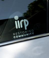 IIRP Window Decal