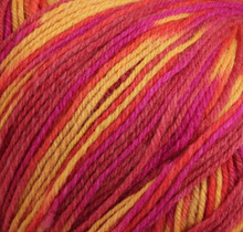 Lima Colors Yarn  - Orange Multi (42147)