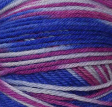 Lima Colors Yarn  - Blue Pink Multi (42142)