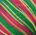 Lima Colors Yarn  - Green Pink Multi (42141)