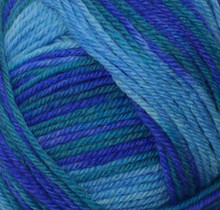 Lima Colors Yarn  - Blue Multi (42136)