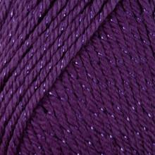 Caron Simply Soft Party Yarn - Purple Sparkle