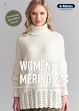 Women's Merino 2 - Patons Knitting Pattern (front)