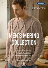 Men's Merino Collection - Patons/Cleckheaton Knitting Pattern (102)