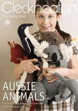 Cleckheaton Aussie Animals - Knitting Pattern (977)