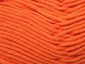 Patons  Orange - Cotton Blend 8 ply Yarn (7)