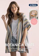 Botanica Knits - Patons Knitting Pattern (0034)