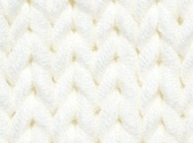 Panda Soft Cotton Chunky Yarn - Optical White (3)