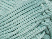 Patons  Cotton Blend 8 Ply Yarn -  Frosty Green  (36)