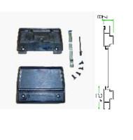 Sliding screen handle for 7/8 contour screen SCPH144