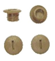 Door plugs: set of (4) plugs HWMIAHP01