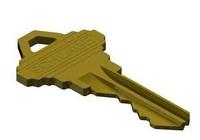 key handle cylinder alike with other cylinder