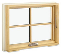 "Windsor  Pinnacle awning ""RECTANGULAR STYLE"" wood grilles"