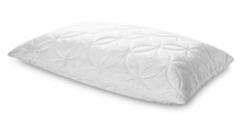 Soft and Conforming Tempur-pedic Pillow side photo