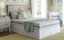 Inspire HYBRID two Sided mattress Room Shot