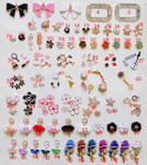 Rhinestone Alloy Bling Bling decoden pieces --- by lovekitty #1