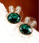 Sale !!!! Fashion Jewelry ---- Bunny Stud Earring