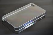 Clear --- Iphone 4 4s Back Case  --- www.lovekittybling.com
