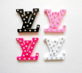 4 pc Cute Japanese Kawaii Flat Back Resin Cabochons k0002 -- lovekittybling