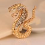 1 pc Cobra bling bling piece -- by lovekitty