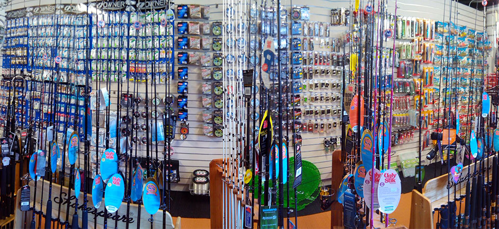 OZ Tackle Fishing Shop Narellan