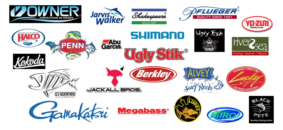 Cheapest fishing equipment australia wide for Fishing t shirts brands