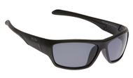 Ugly Fish TR-90 Polarised Sunglasses PU5117 Matt Black Frame Smoke Lens