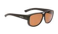 Ugly Fish Polarised P506 Over Sunglasses Matt Black TR-90 Frame Brown Lens