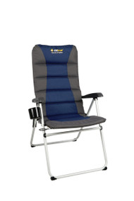 Oztrail Cascade 5 Position Recliner Chair