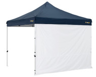 Oztrail Gazebo Solid Wall 4.5 m with Centre Zip